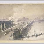 Pont de Blackfriars à Londres