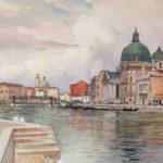 Venise près de la gare